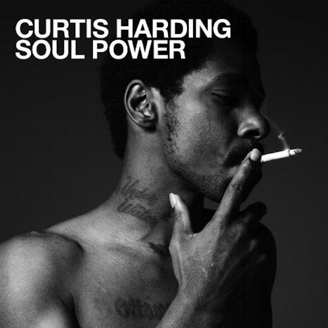 Curtis Harding SOUL POWER Vinyl Record