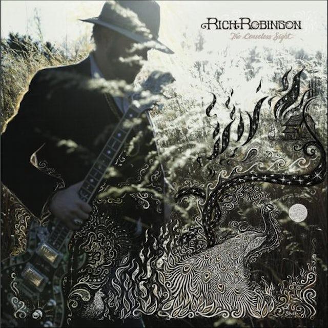 Rich Robinson CEASELESS SIGHT (BONUS CD) (BONUS TRACKS) Vinyl Record - Gatefold Sleeve
