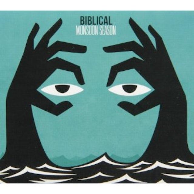 Biblical MONSOON SEASON CD