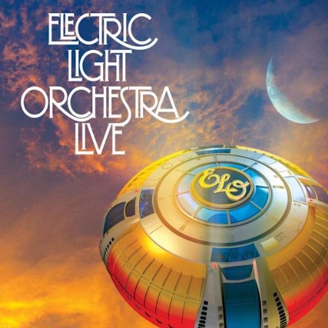 ELO (Electric Light Orchestra) LIVE Vinyl Record