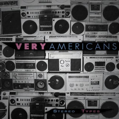 Very Americans STEREO TYPES Vinyl Record