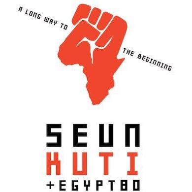 Seun Kuti & Egypt 80 LONG WAY TO THE BEGINNING Vinyl Record
