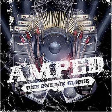 116 AMPED CD