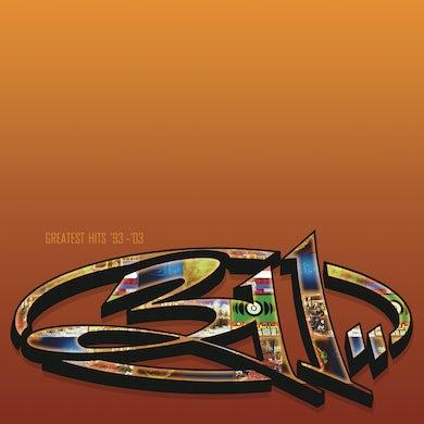311 GREATEST HITS 93-03 CD