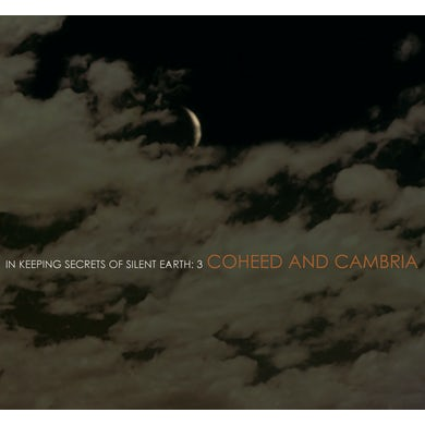 Coheed and Cambria IN KEEPING SECRETS OF SILENT EARTH: 3 CD