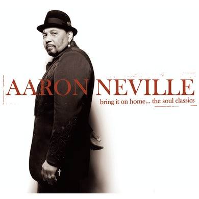 Aaron Neville BRING IT ON HOME CD