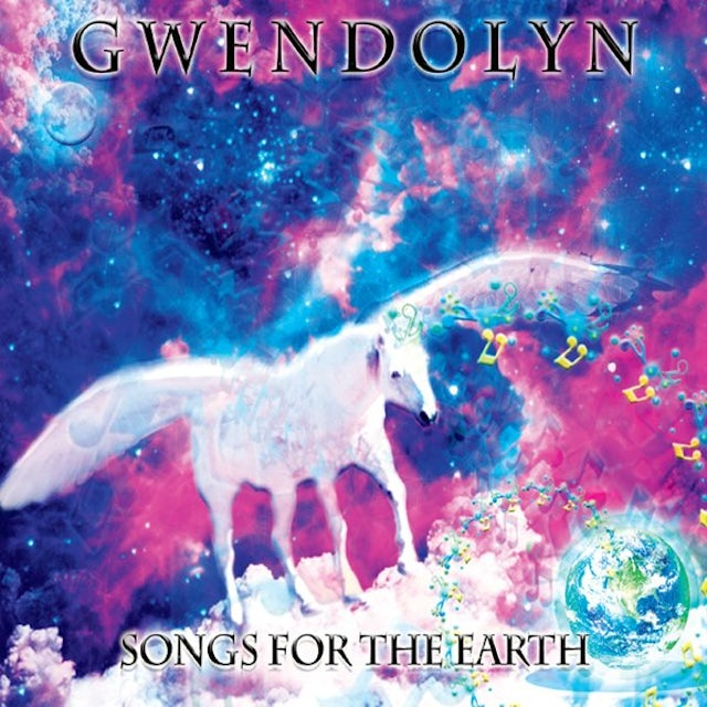 Gwendolyn SONGS FOR THE EARTH CD