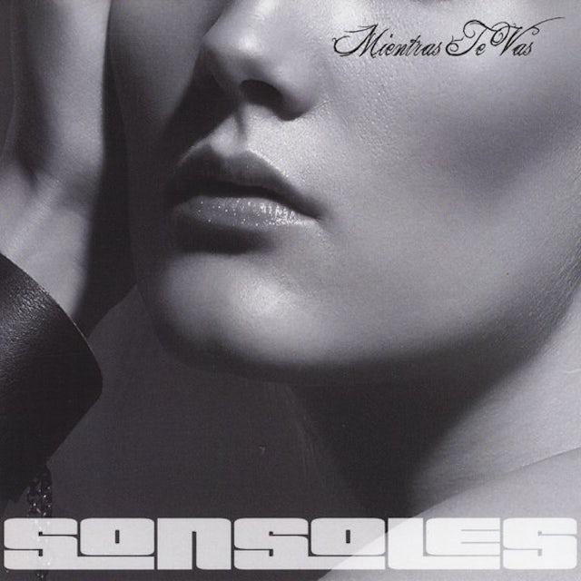 Sonsoles MIENTRAS TE VAS CD