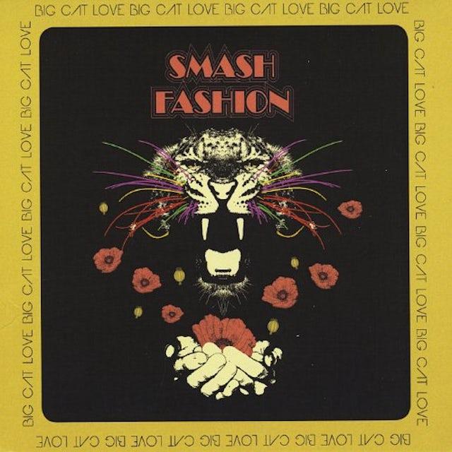 SMASH FASHION BIG CAT LOVE CD