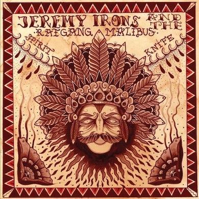 Jeremy Irons & The Ratgang Malibus SPIRIT KNIFE Vinyl Record - UK Release