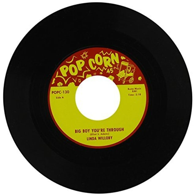 Big Boy Youre Through/Little Girl (Is It True) / V Vinyl Record