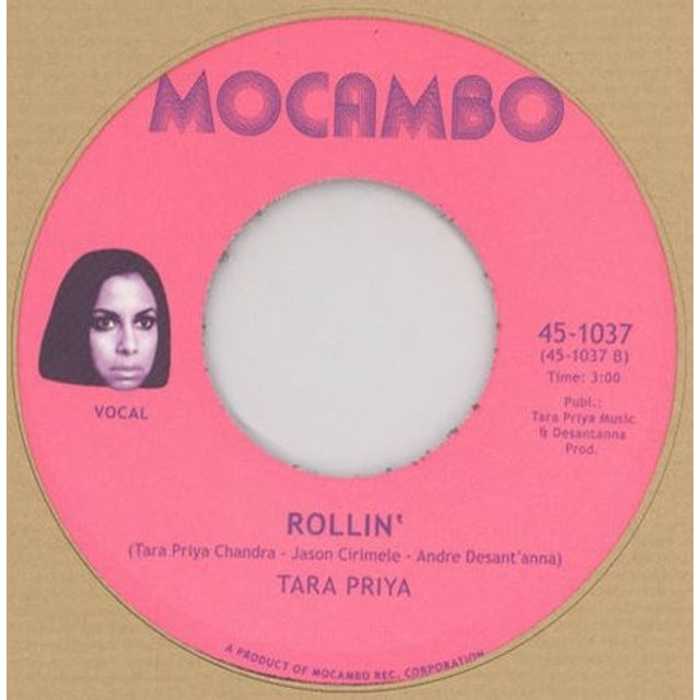 Tara Priya WHO YOU DO Vinyl Record