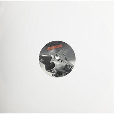 Posthuman DECOMPRESSION Vinyl Record - UK Release