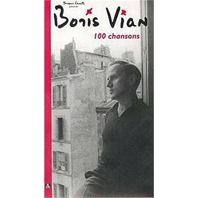 Boris Vian 100 CHANSONS CD