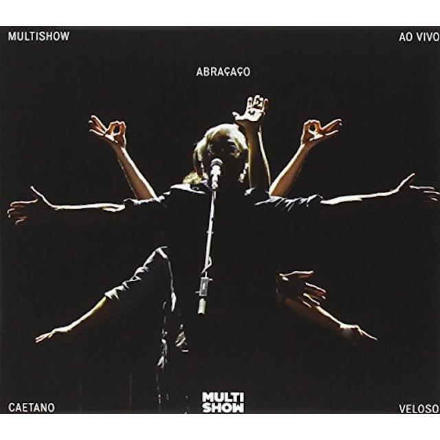 MULTISHOW AO VIVO-CAETANO VELOSO ABRACACO CD