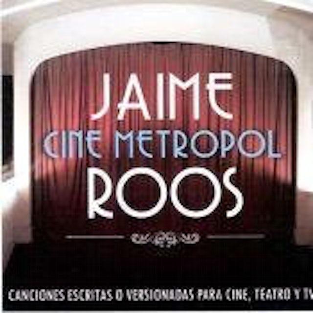 Jaime Roos CINE METROPOL CD