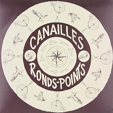 Canailles RONDS Vinyl Record