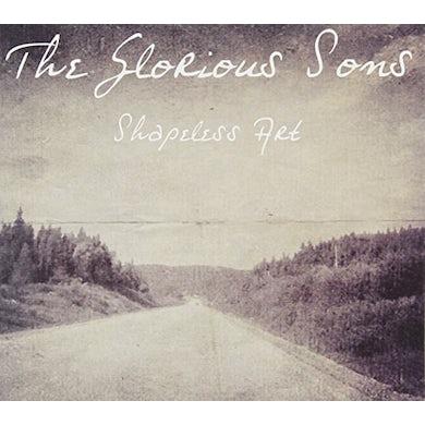 Glorious Sons SHAPELESS ART CD