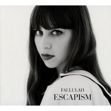 Fallulah ESCAPISM CD