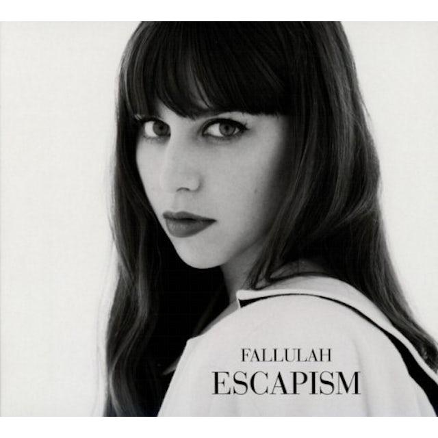 Fallulah ESCAPISM CD