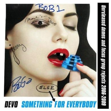 Devo SOMETHING ELSE FOR EVERYBODY CD