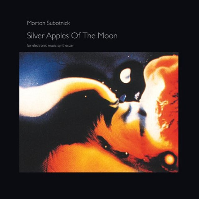 Morton Subotnick SILVER APPLES OF THE MOON Vinyl Record