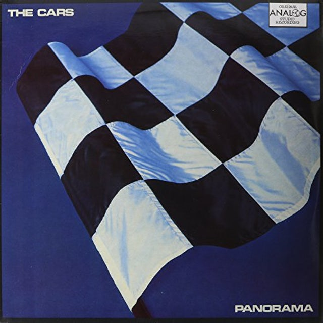The Cars PANORAMA Vinyl Record