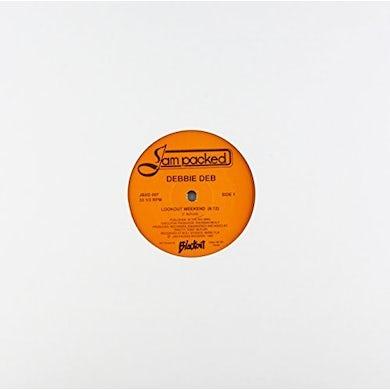 Debbie Deb LOOKOUT WEEKEND (+INSTRUMENTAL) Vinyl Record