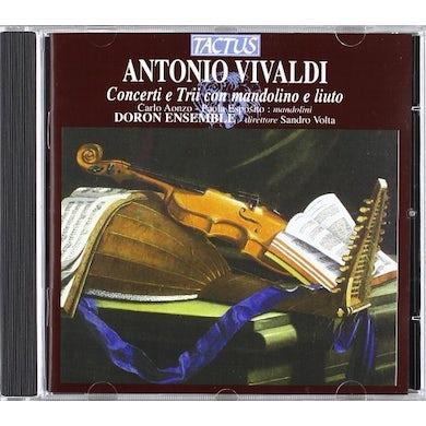 Vivaldi CONCERTI E TRII CON M CD