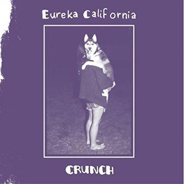 Eureka California CRUNCH Vinyl Record
