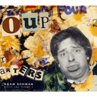 Adam Bohman MUSIC & WORDS 2 CD