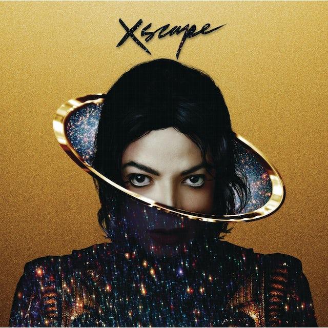 Michael Jackson XSCAPE (DLI) Vinyl Record - 180 Gram Pressing