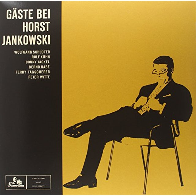 Rolf Kuhn / Wolfgang Schluter MEET HORST JANKOWSKI Vinyl Record