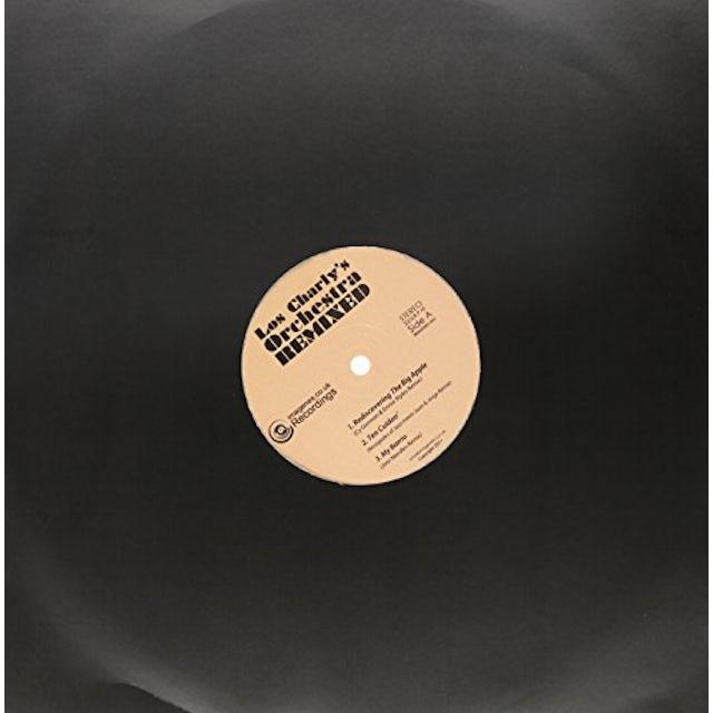 Los Charly's Orchestra LOS CHARLY S ORCHESTRA REMIXED Vinyl Record