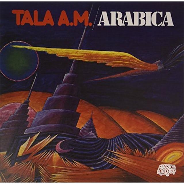 Tala A.M. ARABICA Vinyl Record - UK Release