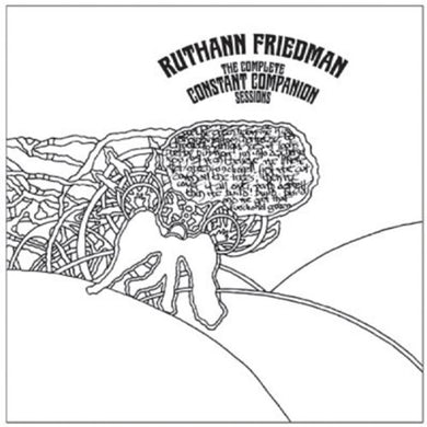 Ruthann Friedman COMPLETE CONSTANT COMPANION SESSIONS CD