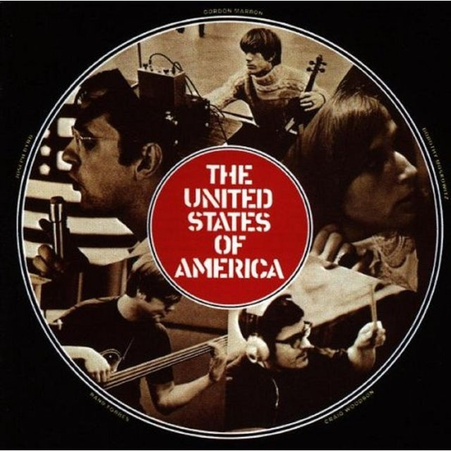 UNITED STATES OF AMERICA: COLUMBIA RECORDINGS CD
