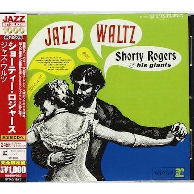Shorty Rogers JAZZ WALTZ CD