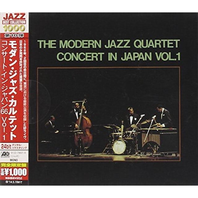 The Modern Jazz Quartet CONCERT IN JAPAN 1 CD