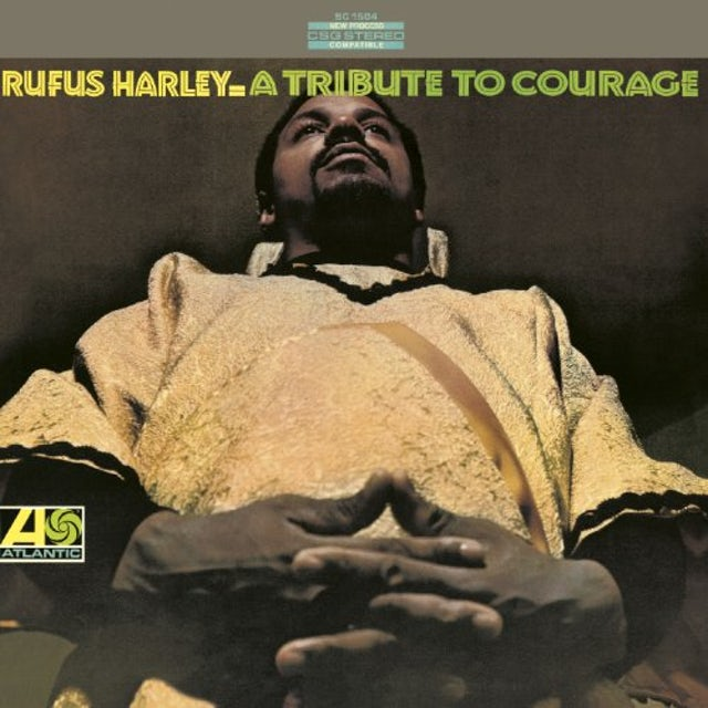 Rufus Harley TRIBUTE TO COURAGE CD