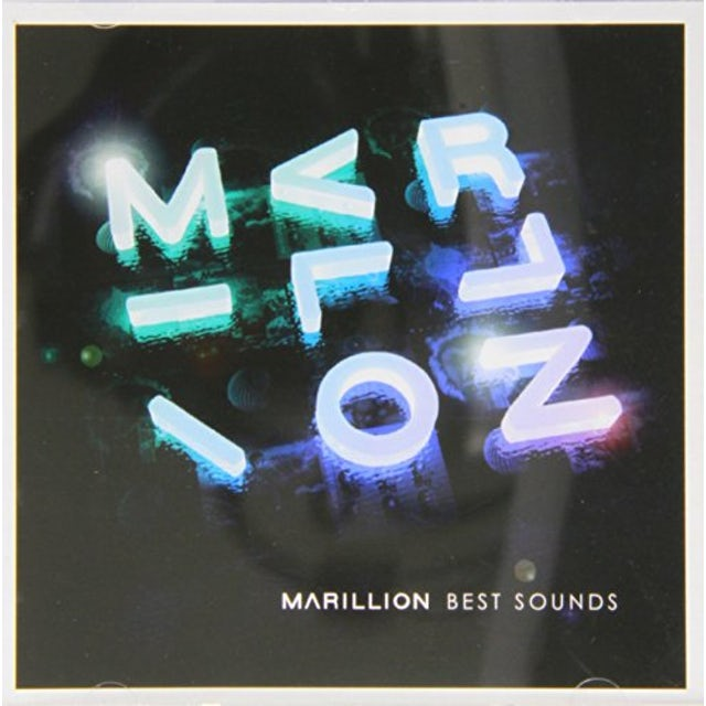 Marillion BEST SOUNDS CD