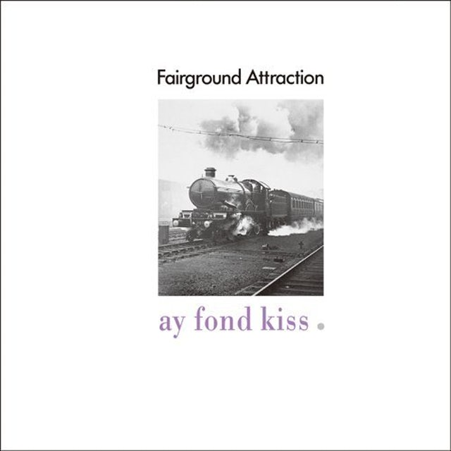 Fairground Attraction AY FOUND KISS CD