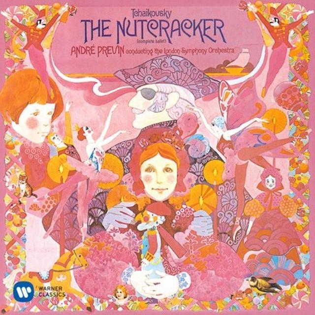 Andre Previn TCHAIKOVSKY: NUTCRACKER CD