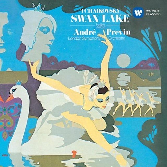 Andre Previn TCHAIKOVSKY: SWAN LAKE CD