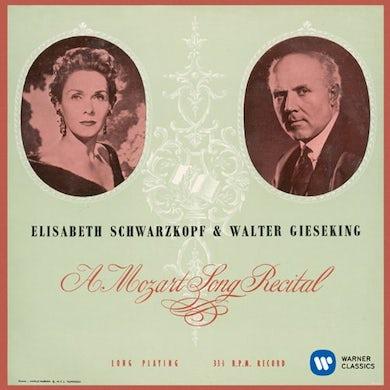 Elisabeth Schwarzkopf MOZART RECITAL CD