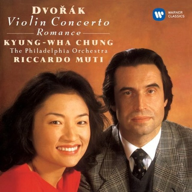 Chung Kyung-Wha DVORAK: WORKS FOR VIOLIN & ORCHESTRA CD