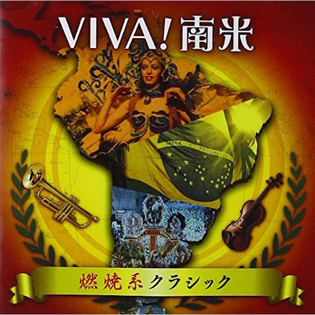 VIVA!LATIN AMERICA POWERFUL CLASSICAL CD