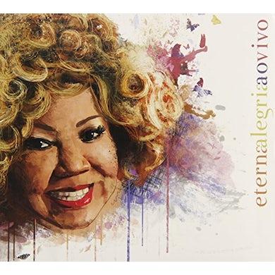 Alcione ETERNA ALEGRIA AO VIVO CD