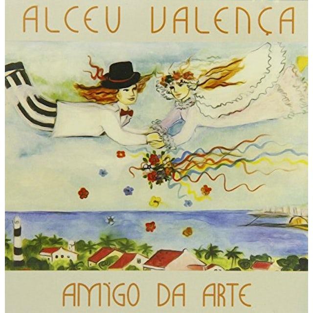 Alceu Valenca AMIGOS DA ARTE CD
