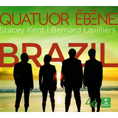 Quatuor Ebene BRAZIL CD